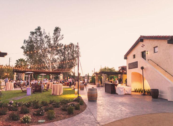 Event Spotlight: An Ojai Sunset Toast Full of Logistics