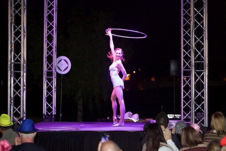 Event Spotlight: Circus Magic in the California Desert