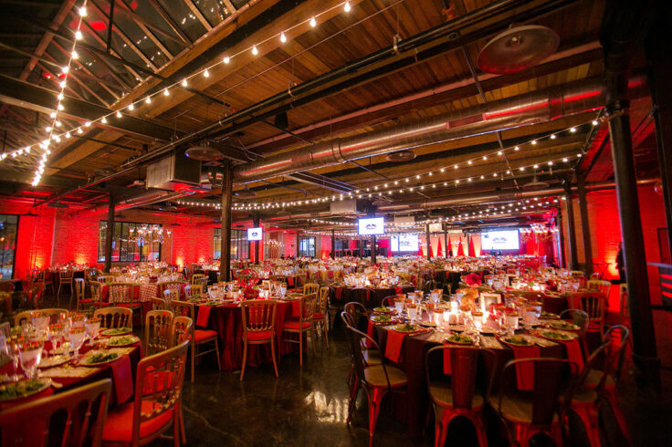 Event Spotlight: Bringing the Big Top to Chicago