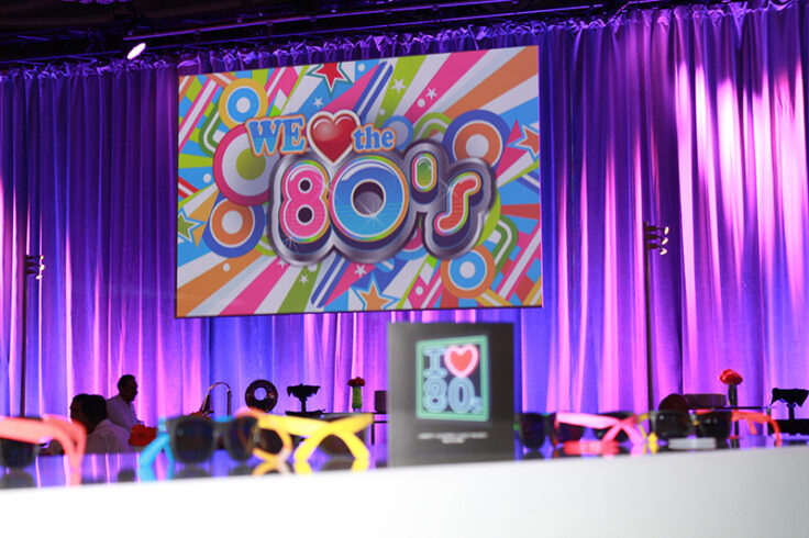 Event Spotlight: '80s Flashback